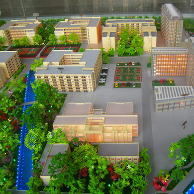 威海建筑模型